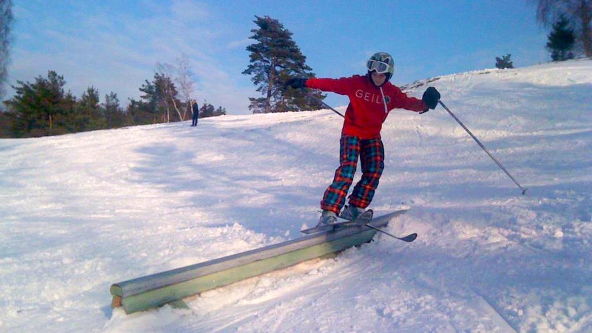 IOrnahög skidbacke med lift stillar Brösarps Alpina Skidklubb den akuta abstinensen.